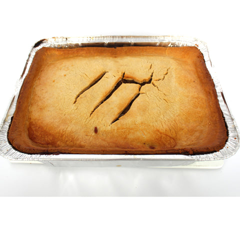Catering Steak Pie