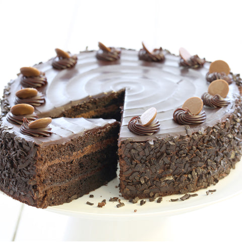 Chocolate Fudge Gateaux