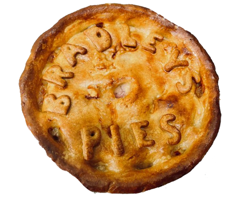 Catering Personalised Pie