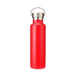 Gourde Isotherme Inox Rouge - 500ml / 1L | SimpleDrinking