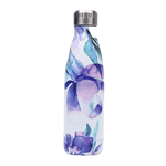 Bouteille Isotherme Fleur Violette - 500ml | SimpleDrinking