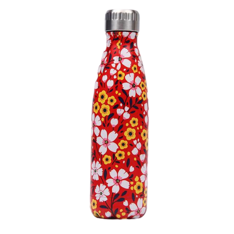 Bouteille isotherme Flower Rouge - 500ml | SimpleDrinking