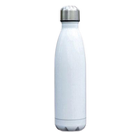 Bouteille isotherme blanche 500ml