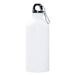 Gourde Isotherme Blanche - 600ml | SimpleDrinking