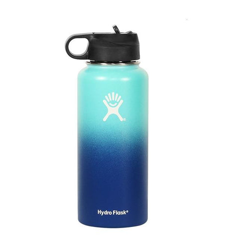 Gourde Isotherme Hydroflask Bleue | SimpleDrinking