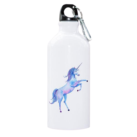 Gourde Isotherme Licorne Bleu - 600ml | SimpleDrinking