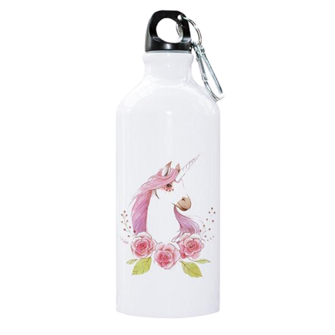 Gourde Isotherme Licorne Rose - 600ml | SimpleDrinking