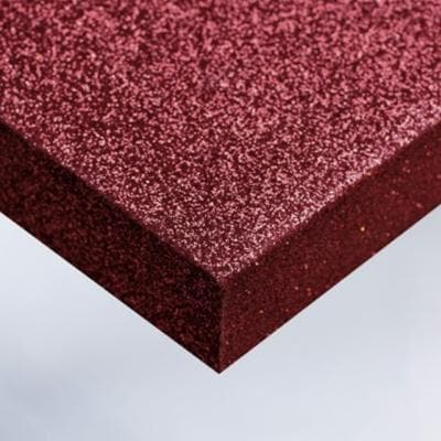 Glitter – R8 Cover Styl' – R8 Red disco 122cm - Signcom
