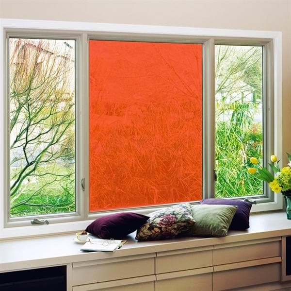 Transparent folie - 033 red orange - Signcom