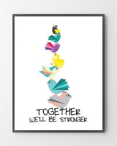 You added <b><u>Plakater - Together - 30x40 cm.</u></b> to your cart.
