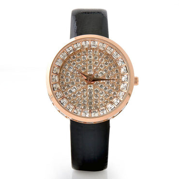 Luxury Full Diamond Bling Rhinestone Watch