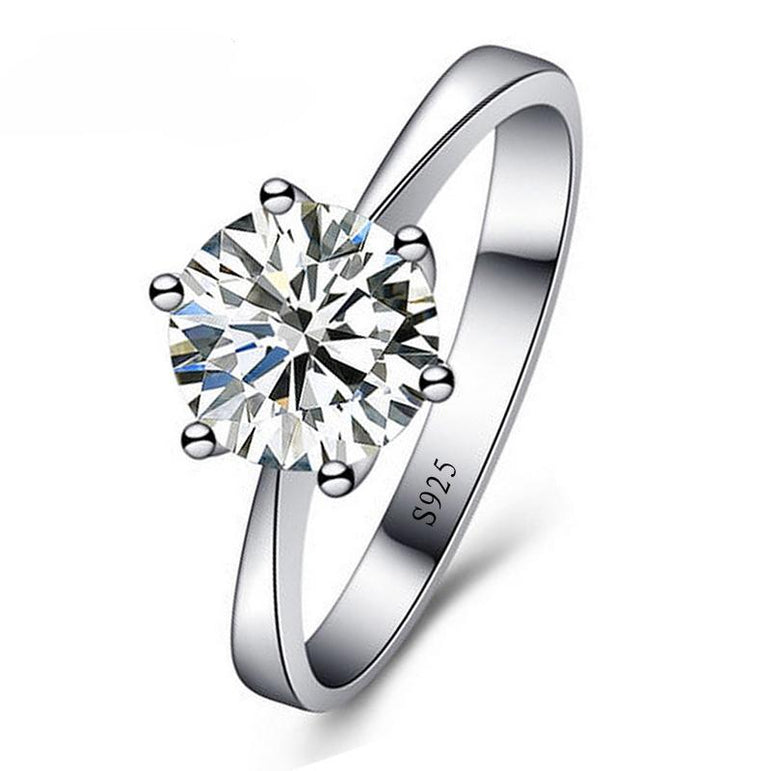 925 Sterling Silver Promise Ring