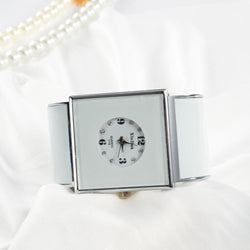 Stainless Steel Bracelet Diamond Watch