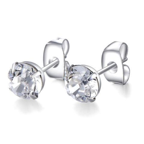 Mestige 6mm Stud Earrings