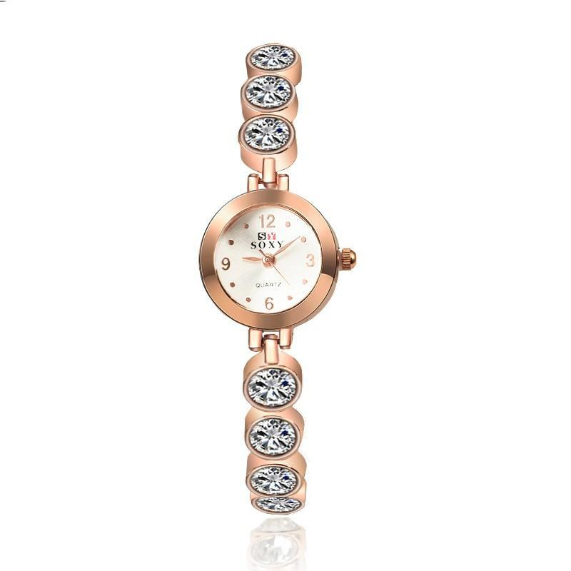 Diamond Blend Stylish Ladies Watch