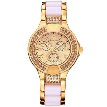Diamond Lady Ceramic Quartz Watch