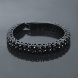 Iced Out Chain Tennis Bracelet
