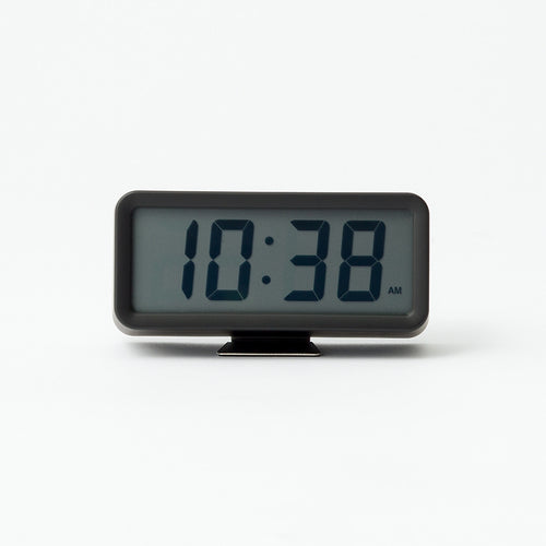 Digital Clock S With Alarm / Black
