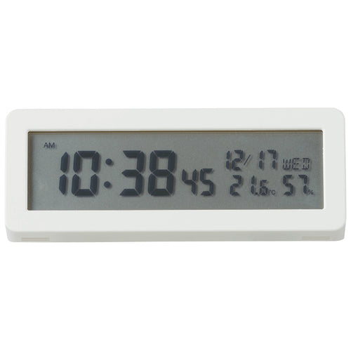 Digital Clock With Loud Alarm