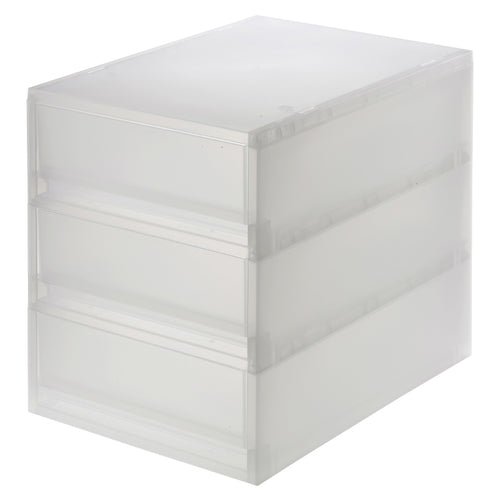 Pp Storage Case Drawer Shallow 3Row