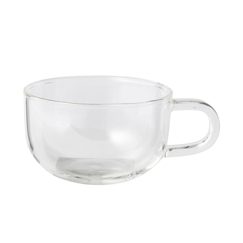 Heat Proof Glass Teacup