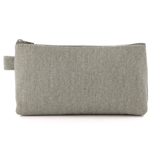 Canvas / Pen Case / With Gusset