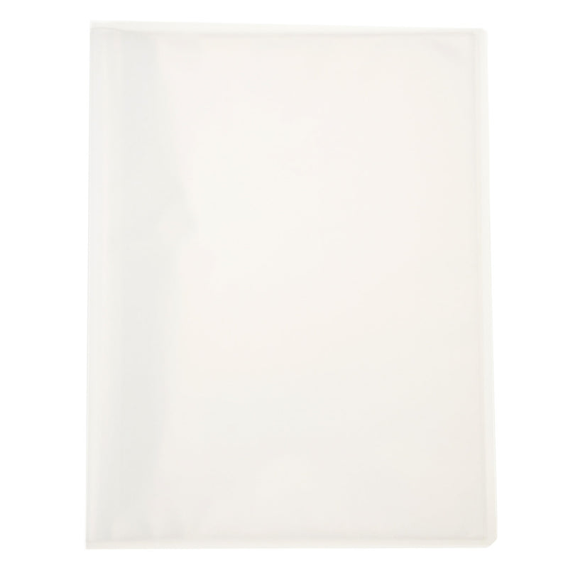 PP Clear Pocket Folder / A4 / 60 Sheets / Side Opening