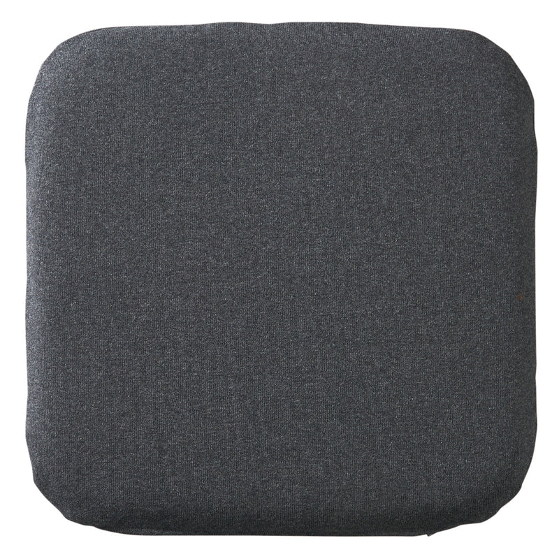 Urethane Foam Seat Cushion Square - Charcoal