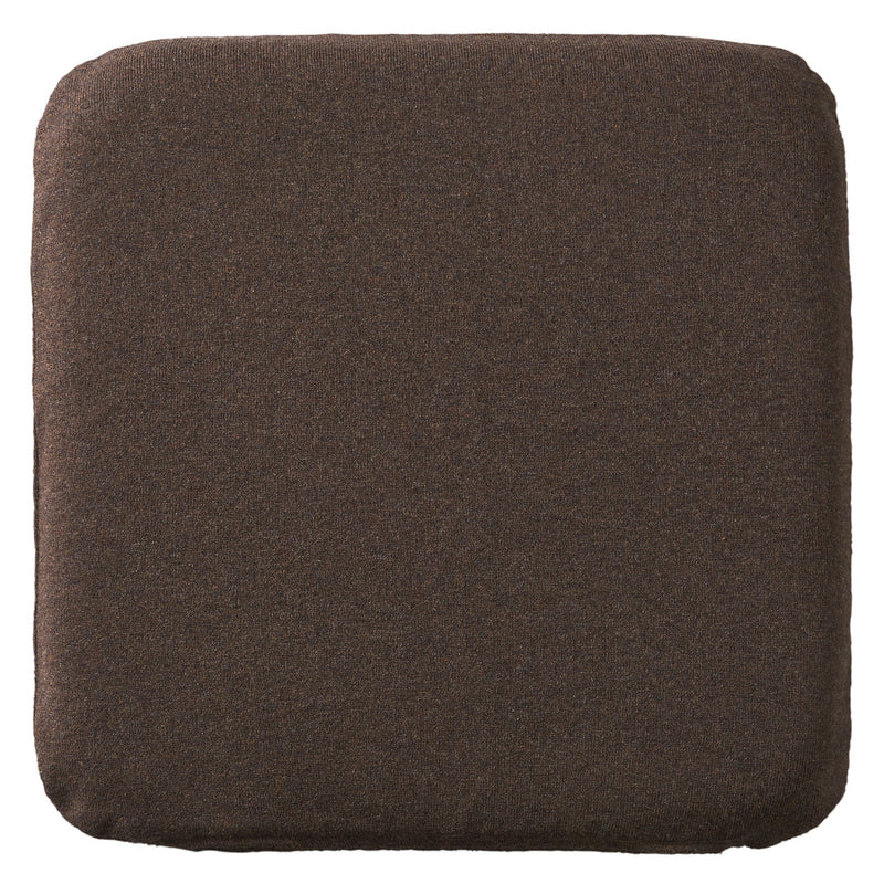 Urethane Foam Seat Cushion Square - Brown