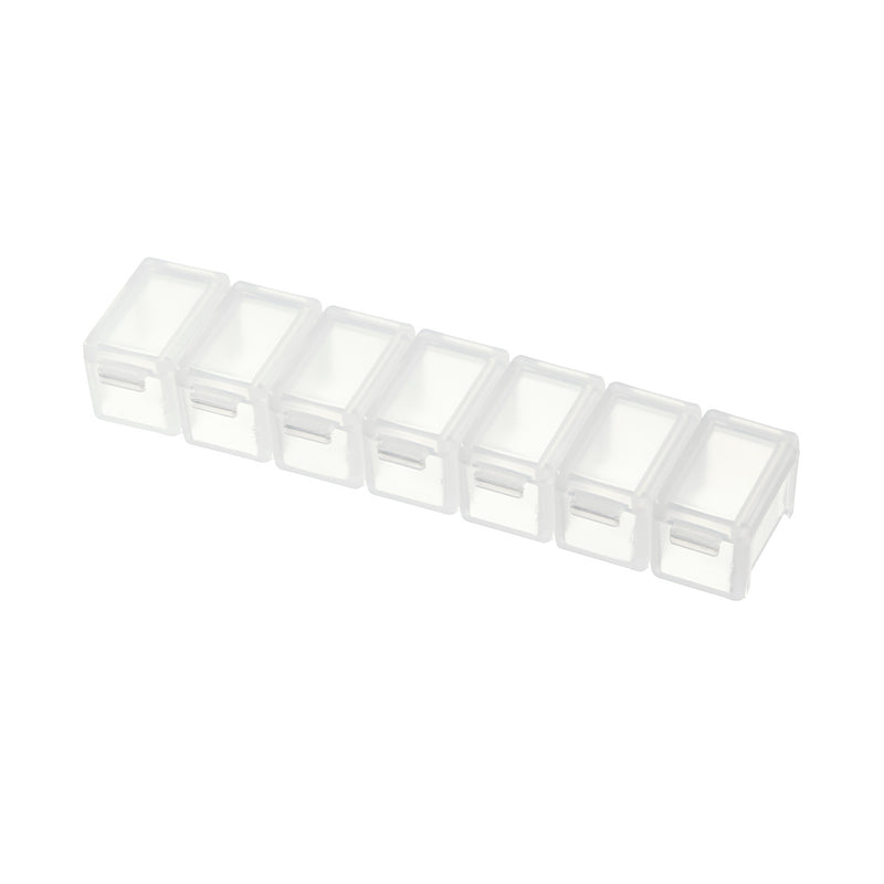PP Connectable Pill Case