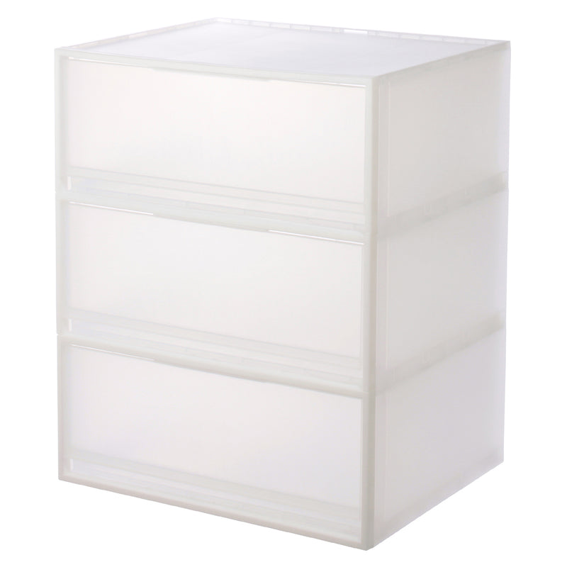 PP Storage Case Drawer Wide M 3Row