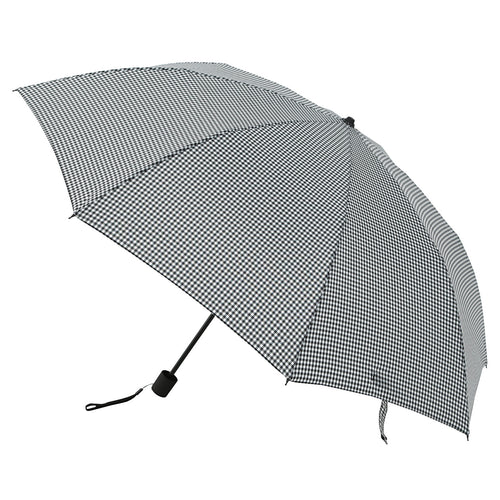 2Ways Foldable Umbrella With Dot Button