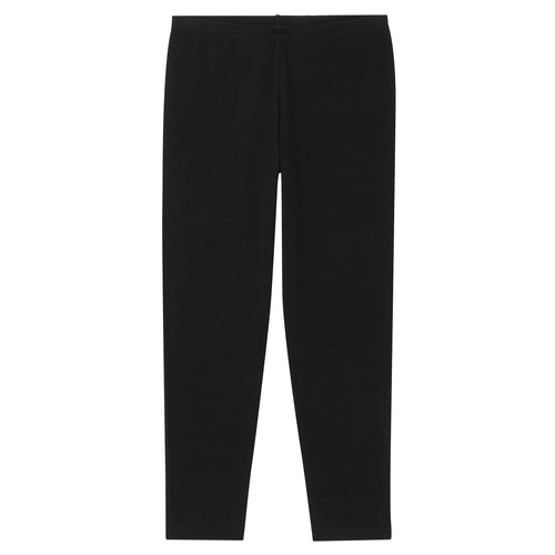 Stretch Jersey Stitch 3/4 Length Leggings
