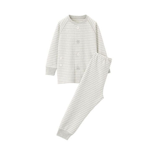 Side Seamless Smooth Pajamas (Baby)