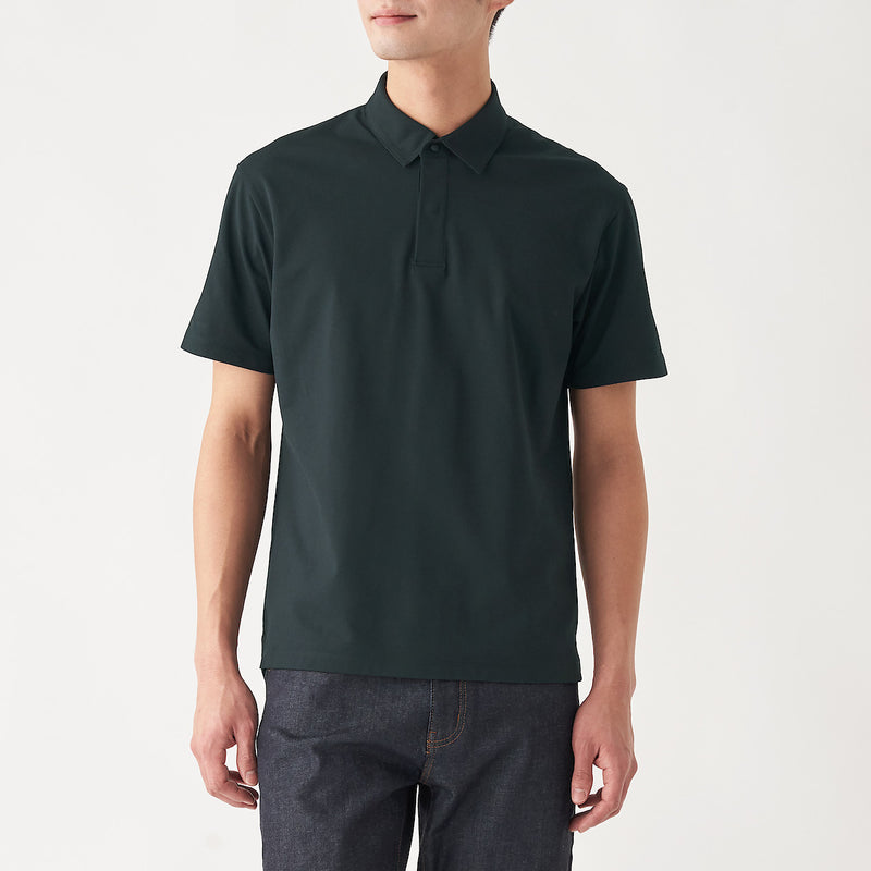 Quick Dry S/S Polo Shirt