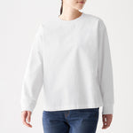 Xinjiang Cotton Washed Oxford Blouse