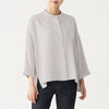 Lyocell Wide Shirt