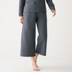 Women'S Ogc Mix Stretch French Terry Wide Pants