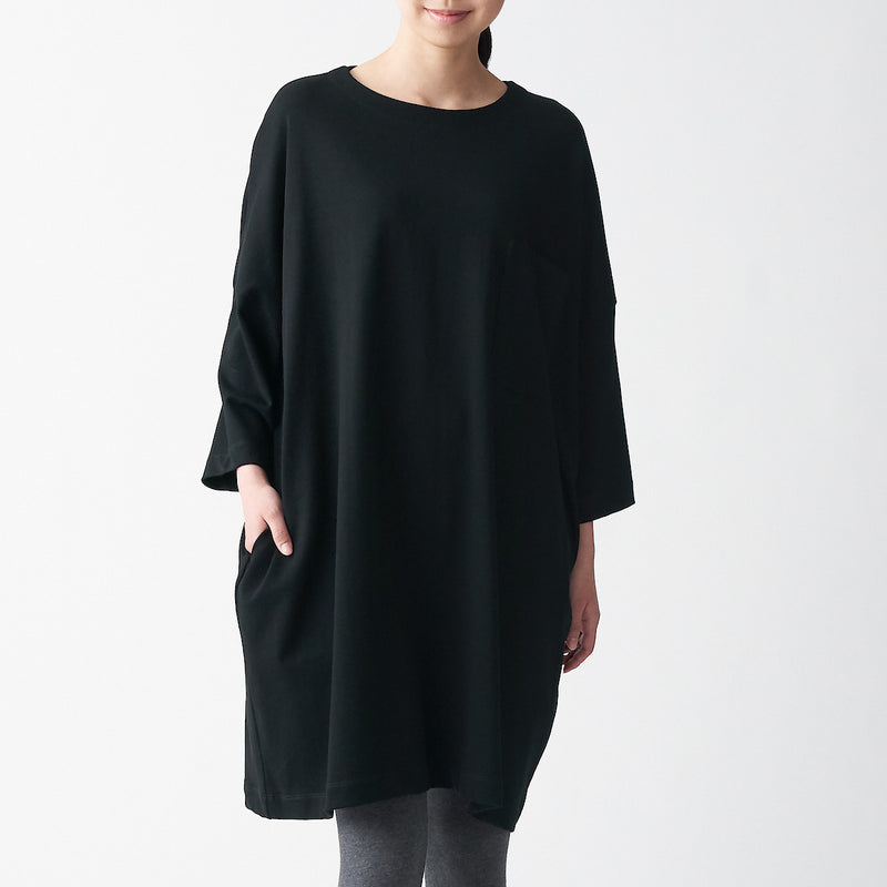 Tightly Knitted Jersey Dress