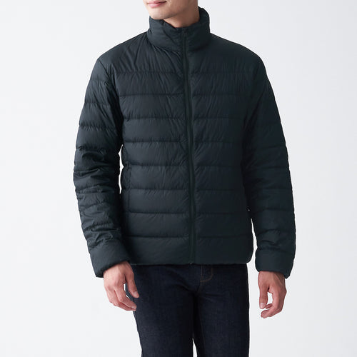 Light Weight Pocketable  Down Jacket