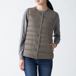 Lightweight Pocketable Down Vest