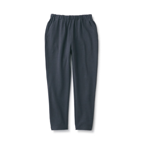 Indian Cotton Stretch Rib Tapered Pants (Kids)