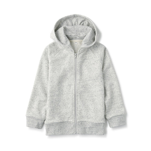 Soft Brushed French Terry Hoodie (Kids)