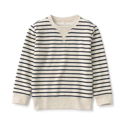 Soft Brushed French Terry Sweatshirt (Kids)