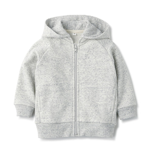 Soft Brushed French Terry Hoodie (Baby)