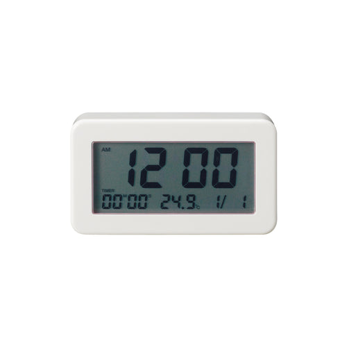 Digital Bath Clock