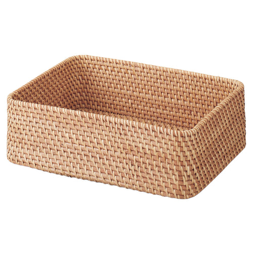 Stackable Rattan Basket