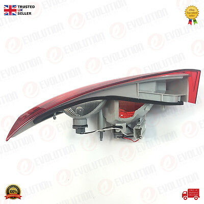 BRAND NEW FORD FOCUS MK3 SALOON / SEDAN REAR INNER LIGHT COMPLETE RIGHT 2012 ON