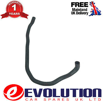 EXPANSION BOTTLE HOSE FITS VAUXHALL CORSA D MK3 1.3 CDTI. 2006 TO 2014, 6336144