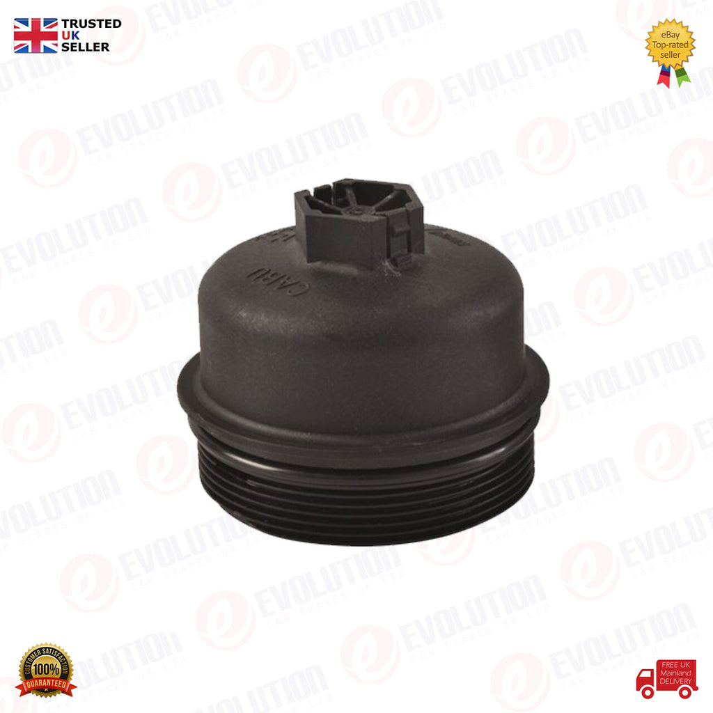 OIL FILTER CAP FITS OPEL CORSA C ASTRA H ASTRA J CHEVROLET AVEO 1.4 CRUZE 1.6